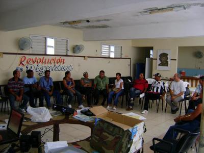 Lo que se discute en Cuba, hoy