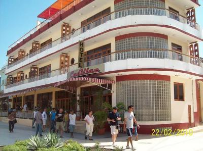 El Hotel Cádillac de Las Tunas
