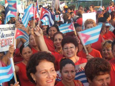 Nuestras mujeres gracias a la Revolución