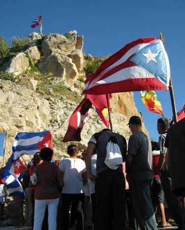 Ascenso por los Cinco al Cerro de Cañada Honda
