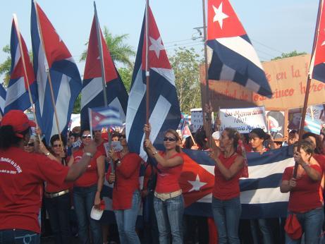 Lo que se debate en Cuba, en el contexto internacional
