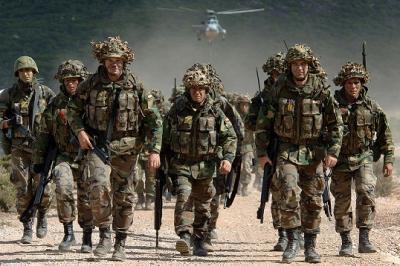 La OTAN bajo la sombrilla de la ONU